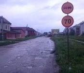 Видеофакт: В Бердске строят скоростную дорогу?