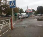 В Бердске продолжаются наезды автомобилей на пеших граждан города