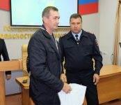 Полиция наградила водителя, устроившего погоню за «шестёркой», сбившей насмерть старика в Линёво