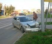 Касательное столкновение привело к смертельному ДТП в Новосибирской области