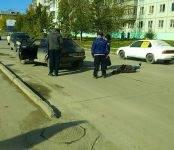 В Искитиме на пешеходном переходе сбили пешехода