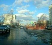 На семь часов в течение недели будут перекрывать движение транспорта по ул. Первомайской в Бердске