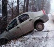 Массовыми столкновениями и пробками встретил сегодняшний день Бердск и Новосибирск