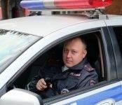 «Сотрудник ДПС первым бросился наперерез нарушителю и со своими коллегами разоружил его»