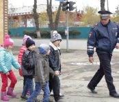 «Пешеходный переход»проводится Новосибирской области