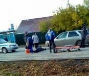 37-летний мужчина на «Тойоте» сбил девушку на переходе в Бердске