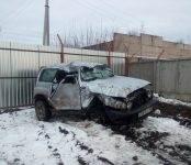 Москвич из Тагаза погиб в ДТП на трассе в Черепановском районе
