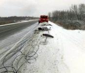 В Убинском районе произошло ДТП со смертельным исходом