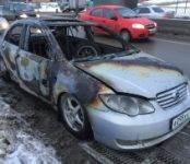 Почему горит транспорт в Новосибирске?