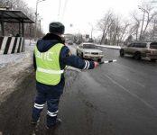 На усиленную службу в Новый год перешло ГИБДД Новосибирской области