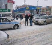 70-летнюю бердчанку сбила «Мазда» в центре Бердска