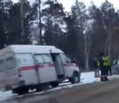 27-летняя женщина скончалась на месте ДТП на автодороге Барышево-Кольцово