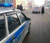 «Тойота» сбила пятиклассника в центре Бердска