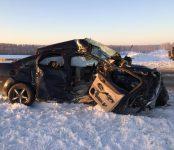 Молодой мужчина погиб в ДТП на трассе в 18 километрах от Новосибирска