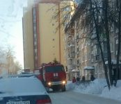 В субботу в Бердске произошло два пожара
