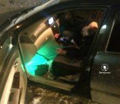 Вечерний ураган занёс дороги в Бердске и убил автолюбителя в Новосибирске