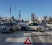Колея на «безопасной и качественной дороге» в Бердске спровоцировала ДТП