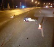 Мужчину лет 50-ти сбил УАЗ-Патриот на трассе в Бердске