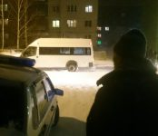 Междугородняя маршрутка сбила женщину в Бердске
