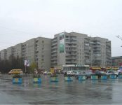 На площади Горького в Бердске две компании не поделили такси