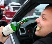 «Нетрезвый водитель» выявил 37 пьяниц за рулём за три дняв Бердске