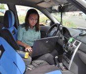 «Инновационный прибор» вычисляет должников по штрафам ГИБДД на дорогах Новосибирска