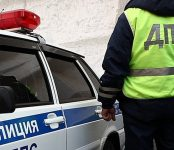 В ходе погони в Ленинском районе Новосибирска задержан угонщик