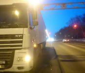 Фура «DAF» спровоцировала жёсткое столкновение двух легковушек в Бердске