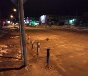 Застряли в яме на авто и не смогли выбраться подростки из Бердска