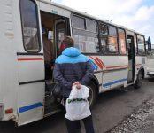 Бесплатные автобусы будут ходить в Бердске в день выборов президента