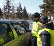 О правилах безопасного движения напомнили ЮИДовцы и сотрудники новосибирской ГАИ