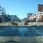 Власти Бердска обещают заказать проект ремонта улицы Первомайской