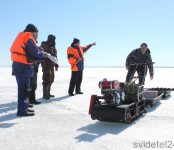 Бердские рыбаки обнаружили угнанную «Тойоту» в бердском заливе