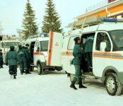 Бороться с паводком на Алтае отправились спасатели Бердска