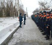 В резерве находятся спасатели Бердска для выезда в Кемерово или на Алтай