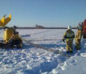 «Автожир» разбился в Новосибирской области