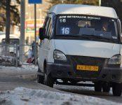 На один день, 9 апреля, изменится схема движения маршрута № 16 в Бердске