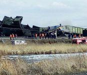 В крушении поезда в Евсино обвиняется дежурная по станции