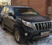 Две «Тойоты» угнали минувшей ночью в Бердске
