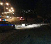 На трассе разбился 39-летний житель Советского района на «Хонде»