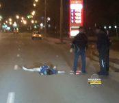 В Новосибирске женщина-пешеход погибла под колёсами ВАЗа