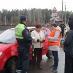 ГИБДД проверяет водителей области на правила проезда железнодорожных переездов