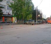 Началась обещанная властью Бердска реконструкция участка ул. Ленина