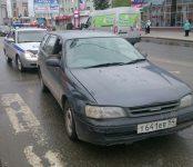 На 77-летнюю женщину наехал авто в центре Бердска