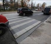 Пешеходные переходы в России планируют поднять на 10 сантиметров