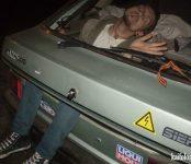 Ловили пьяных водителей в праздники госавтоинспекторы НСО
