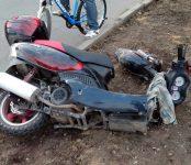 В Новосибирском районе в ДТП с мопедом погиб подросток