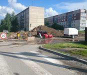 Временно изменено движение транспорта в Бердске