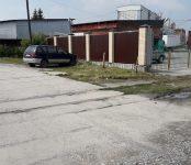 В РЖД указали на несанкционированное движение транспорта через железнодорожные пути в Бердске