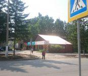 В Бердске строят пешеходный переход, ведущий в столб
